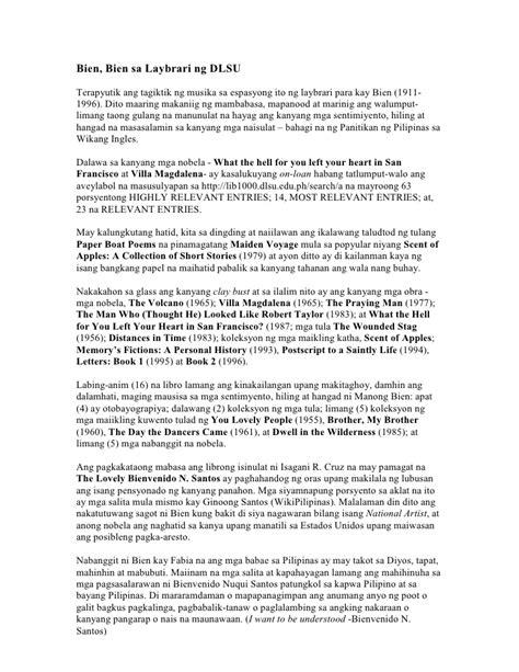 halimbawa ng isang research paper sa filipino